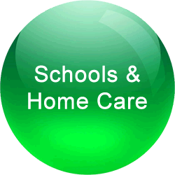Protection against virus and bacteria for Schools and Home Care by Bio-Spear